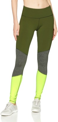 """Starter Women's 29"""" High-Waisted Colorblocked Workout Legging Amazon Exclusive"""