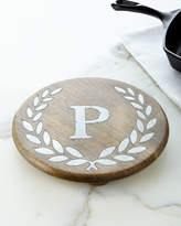 GG Collection G G Collection Monogrammed Trivet