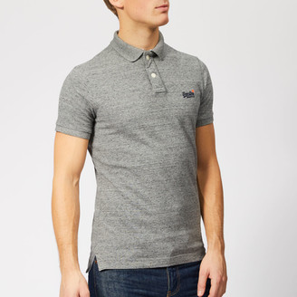 Superdry Men's Classic Pique Polo Shirt