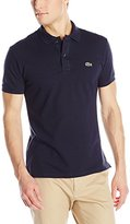 Lacoste Men's Short Sleeve Classic Piqué Slim Fit Polo Shirt