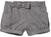 Cyrillus Grey Wool Shorts