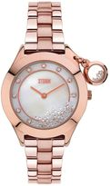 Storm Sparkelli rose gold watch