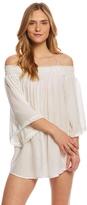 Billabong Easy Breeze Off The Shoulder Cover Up Dress 8159268