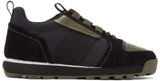 Rag & Bone Black Retro Hiker Sneaker