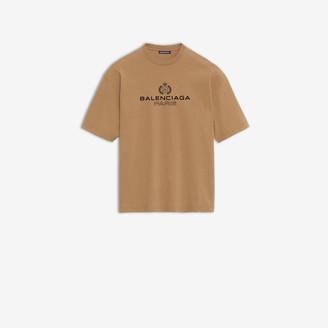 Balenciaga Paris Regular Fit T-Shirt