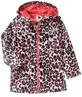 Gymboree Leopard Raincoat