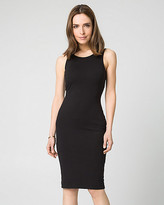 Le Château Cotton Jersey Midi Tank Dress