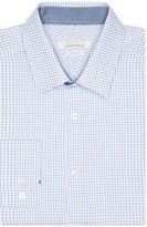 Perry Ellis Slim Fit Gingham Dress Shirt