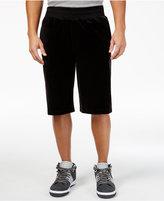Sean John Men's Velour Shorts