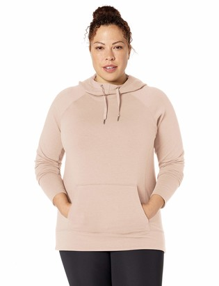 Core Products Amazon Brand - Core 10 Women's Soft Cotton Modal French Terry Fleece Hoodie Sweatshirt