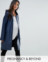 Mama Licious Mama.licious Rain Trench With Post Birth Functionality