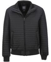 Geox M6420N T2163 Down jacket Man Black Black