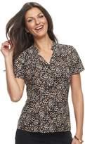 Dana Buchman Women's Trapunto Shirt