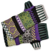 Solmate Socks Solmate Brand USA Made Mismatched Fingerless Mittens for Men or Women, Balsam