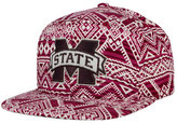 Top of the World Mississippi State Bulldogs Montezuma Snapback Cap