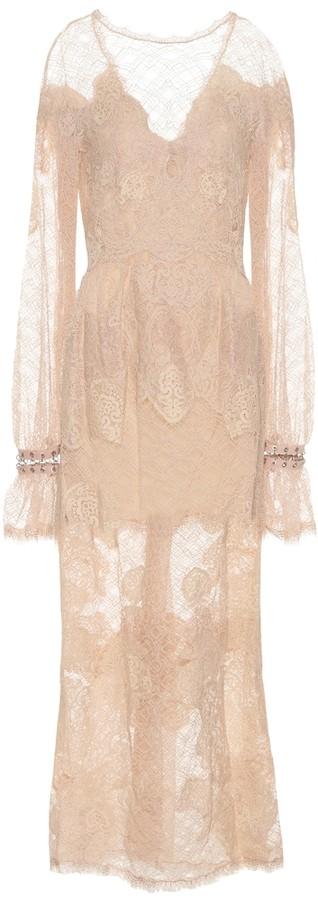 Jonathan Simkhai Lace maxi dress