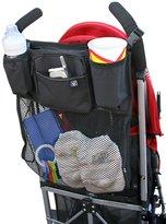 J L Childress Cups 'n' Cargo Stroller Organizer - Black
