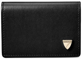 Aspinal of London Accordion Zipped Credit Card Holder