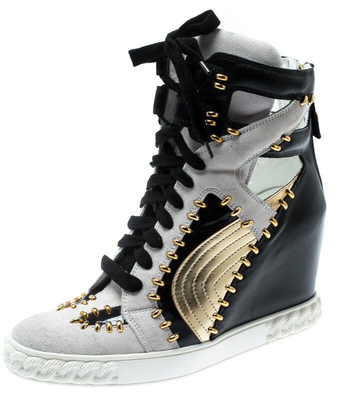 Women's High Wedge Sneakers   Shop the