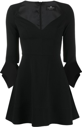Elisabetta Franchi Cocktail Mini Dress