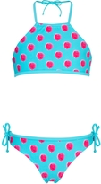 Snapper Rock SnapperRock Berry Halter Bikini Set