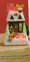 """Hallmark Merry Christmas"""" Caroling Cottage 4th and Final"""