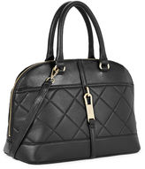 CALVIN KLEIN Quilted Leather Hand Bag
