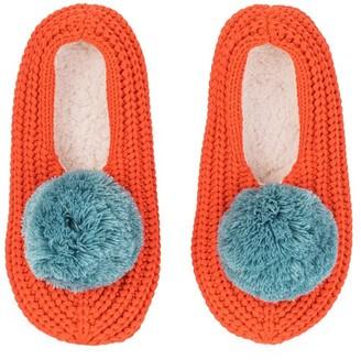 Verloop Pommed Rib Slippers Poppy Medium/Large