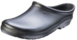 Principle Plastics Sloggers Size 6 Womens Black Premium Garden Clogs