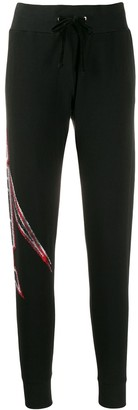 Philipp Plein Space Track Trousers