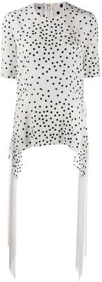 Stella McCartney polka dot Milton blouse