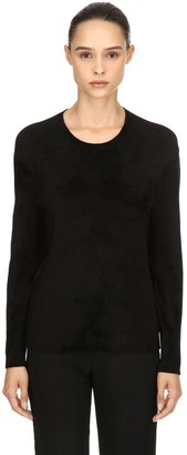 Faliero Sarti Dublino Viscose Blend Knit Sweater