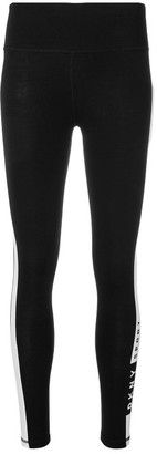 DKNY Cotton Leggings With Logo