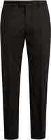 Oamc Compression slim-leg wool trousers