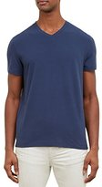 Kenneth Cole New York Men's Cotton Spandex V-Neck T-Shirt
