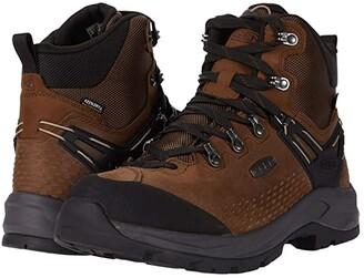Keen Wild Sky Mid WP (Dark Earth/Black) Men's Shoes