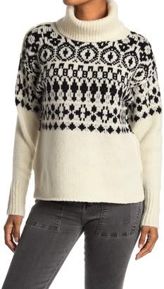 NSF Cher Nordic Turtleneck Sweater