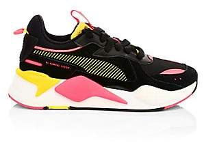 Puma Women's RS-X Reinvent Suede Sneakers