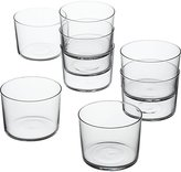 CB2 Set Of 8 Marta Tasting Glasses