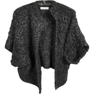 Nicole Farhi Grey Wool Knitwear for Women