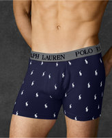 Polo Ralph Lauren Men's Stretch Jersey Boxer Brief