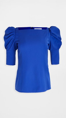 ADEAM Puff Sleeve Top
