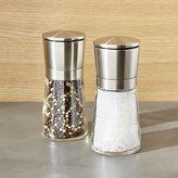 Crate & Barrel Bavaria Salt and Pepper Mills