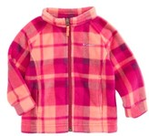 Columbia Infant Girl's Benton Springs Ii Fleece Jacket