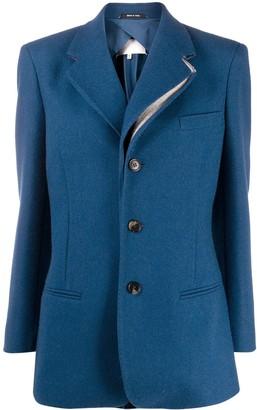 Maison Margiela Layered-Look Blazer Jacket