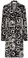 Tory Burch Rosalie Floral Coat