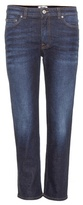 Acne Studios Row Cropped Jeans