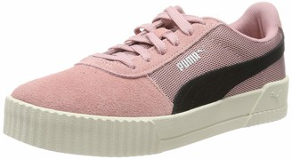 Puma Carina Lux SD Womens Low-Top Trainers