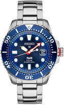 Seiko Men's Prospex Solar Diver Padi-Edition Stainless Steel Bracelet Watch 44mm SNE435
