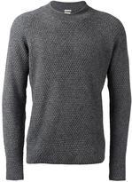 Massimo Alba waffle knit jumper